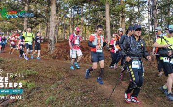 Giải chạy địa hình Dalat Ultra Trail 2019