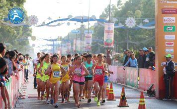 Giải chạy bộ Tiền Phong Marathon 2019