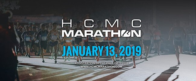 Sự kiện hcmc marathon 2019