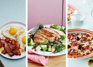 7 thực đơn ăn kiêng giảm cân khoa học không nhịn ăn, không mệt mỏi