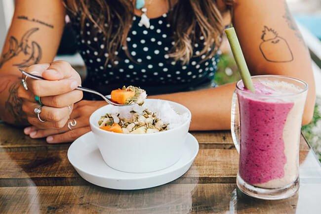 Thực đơn ăn kiêng giảm cân mỗi ngày chỉ với 1200 calo cho cả ngày