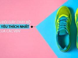 [Infographic] Giày chạy bộ của các nhà vô địch World Marathon Major 2018