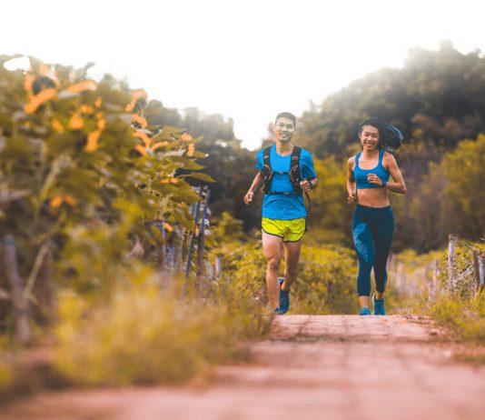Giải chạy bộ Hanoi City Trail 2019