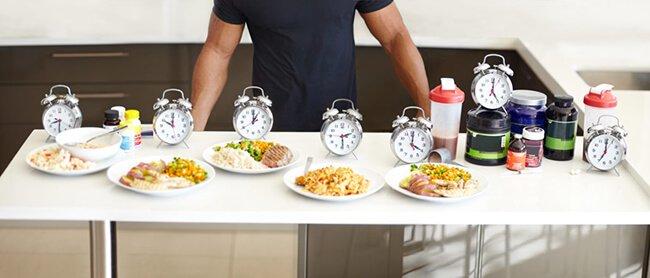 Bạn có biết thời gian tốt nhất để bổ sung năng lượng phát triển cơ bắp?