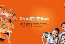 Turkey Dash - Chạy bộ từ thiện vì nụ cười của trẻ em