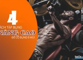 4 Cách tập cơ bụng 6 múi hiệu quả nhất cho nam và nữ