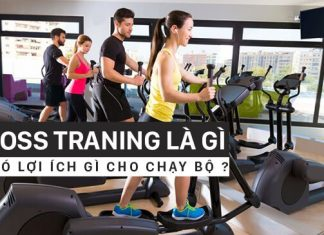 Cross Training là gì, lợi ích khi áp dụng trong luyện tập chạy bộ