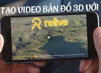 Relive.cc - Chia sẻ hành trình chạy bộ theo cách cực ngầu