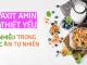 9 loại axit amin thiết yếu có trong những loại thức ăn nào?