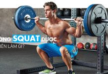 Làm sao để Squat cho những người không thể Squat?