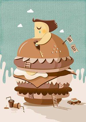 Mỗi ngày ăn 1 bữa có phải là cách giảm cân điên rồ không ?