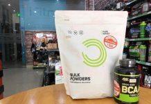 Review Bulk Powders Pure Whey Isolate 90 - Nguồn Whey đến từ sữa chất lượng