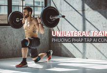 Unilateral Training là gì? Vì sao bạn nên tập Unilateral Training thường xuyên hơn