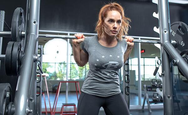 Kiên trì tập luyện là chìa khóa quan trọng để tăng cân
