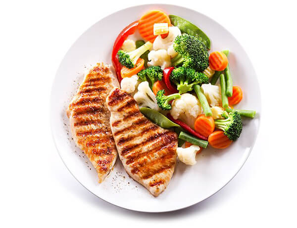 Một ngày cần ăn bao nhiêu protein