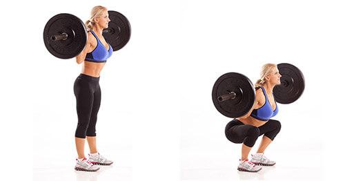 Nên đẩy tạ nặng bao nhiêu ký là phù hợp với cơ thể Thể Hình Channel