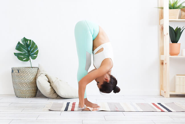 Hướng dẫn tập tư thế ngón chân cái - Big Toe Pose (Padangusthasana)