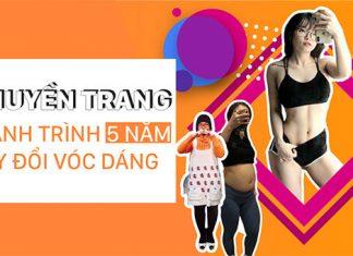 """Lê Huyền Trang - Hành trình 5 năm để từ """"vịt bầu"""" hóa thân thành thiên nga"""