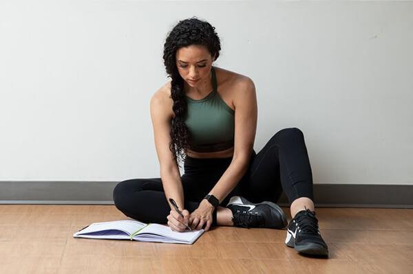 Ghi chép lại kế quá trình giảm cân của bạn