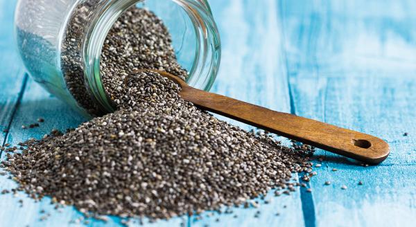 Hạt Chia chứa hàm lượng cao các dưỡng chất tốt cho xương