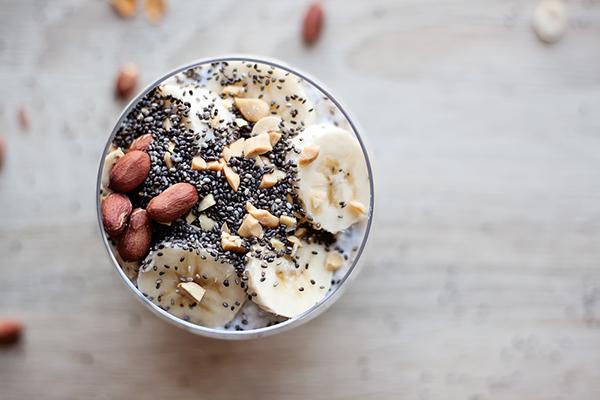 Hạt Chia chứa những Protein chất lượng cao