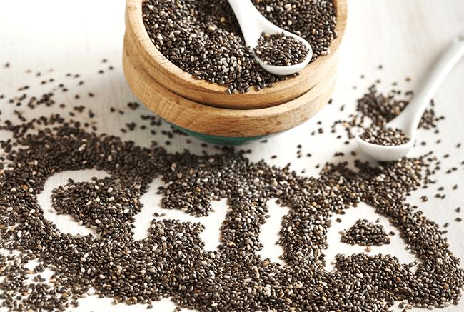 Hạt Chia và 11 lợi ích khi sử dụng Chia mà bạn không biết