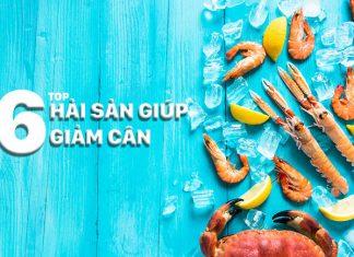 6 loại hải sản mà các tín đồ đang muốn giảm cân không nên bỏ qua