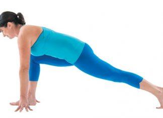 Hướng dẫn tư thế yoga Trăng lưỡi liềm cao - High lunge