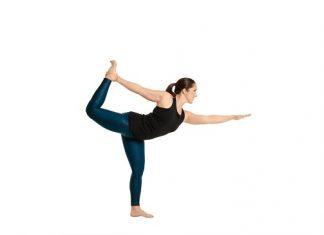 Hướng dẫn tập Yoga tư thế Vũ công - Lord of the dance (Natarajasana)