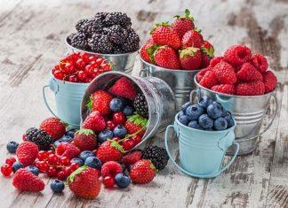 Xếp hạng 15 loại trái cây và rau củ có nhiều chất chống oxy hóa nhất!