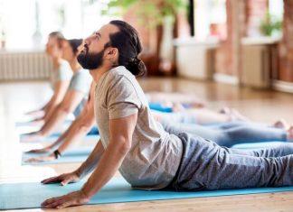 4 bài tập Yoga cơ bản dành cho nam giới mới bắt đầu
