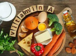 Các nguồn thực phẩm giàu vitamin A nên bổ sung vào chế độ ăn uống của bạn