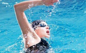 Thở trong khi bơi - Chúng ta nên thở như thế nào khi bơi ?