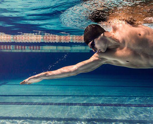 4 bài tập vai cho người bơi: Thực hiện bài tập mỗi tuần một lần
