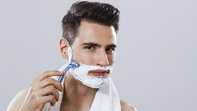 Cạo râu không chỉ để tẩy lông