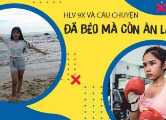 """Hoài Thương – HLV 9x đến với Gym vì bị chê """"Đã béo còn ăn nhiều"""""""