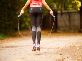 Bài tập nhảy dây giảm cân đốt calo, giảm lượng mỡ thừa tại nhà