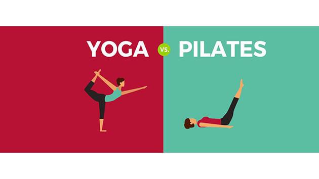 Sự khác biệt giữa Pilates với Yoga, đâu là lựa chọn phù hợp cho bạn