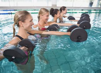 5 bài tập bổ trợ để cải thiện sức mạnh và tốc độ khi bơi
