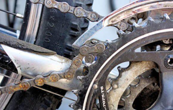 Những vấn đề & sự cố thường gặp ở chiếc xe đạp