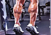 5 Lý do khiến bắp chân của bạn không thể to ra