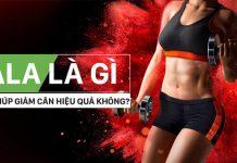 ALA (Alpha Lipoic Acid) là gì? Có giúp giảm cân và công dụng gì đặc biệt không