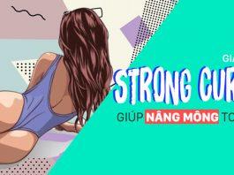 Strong Curves - Giáo trình tập nâng mông và thay đổi cơ thể toàn diện
