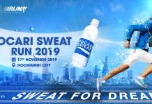 Giải chạy bộ Pocari Sweat Run 17/11/2019
