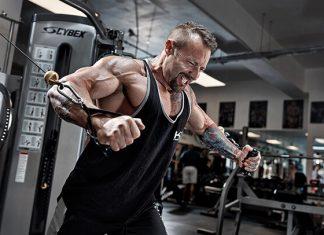 Lịch tập gym 4 buổi/tuần: Để có cơ thể gọn gàng chỉ trong 1 tháng [P2]