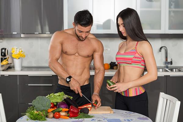 Lịch tập siết cơ giảm mỡ cho nam trong 12 tuần - P1: Tổng quan