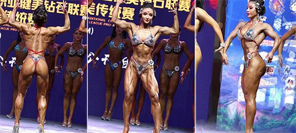 Nữ gymer Yuan Herong làm cộng đồng thể hình dậy sóng với bộ ảnh Cosplay cực chất