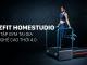 Amazfit HomeStudio - Phòng tập gym công nghệ cao tại gia thời 4.0