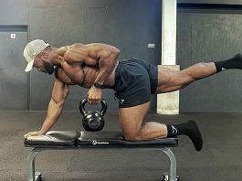 Hướng dẫn tập Functional Training toàn thân chỉ với cặp tạ đơn
