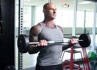 Bí thuật tập gym: Tập nhẹ hơn để có thể đẩy khỏe hơn!